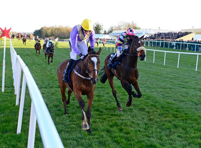 Cilaos Emery returns to action at Clonmel and could have a big season ahead