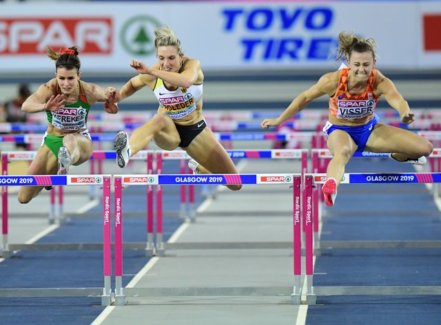 <p>The 2023 European Athletics Indoor Championships to be held in Istanbul</p>