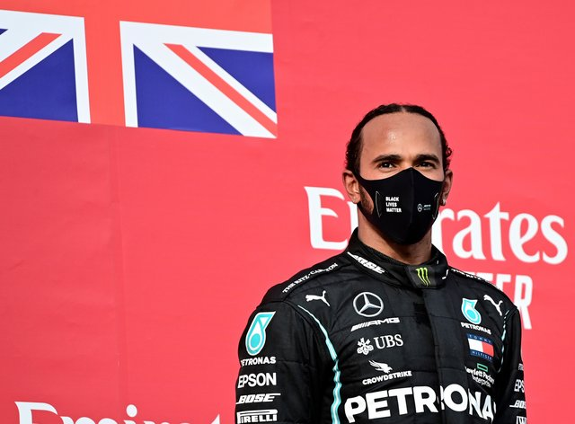Lewis Hamilton is on the cusp of a seventh world championship