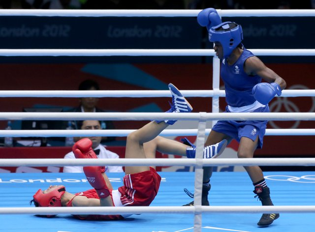 Sporting Flashback: A look at when Nicola Adams made history with London 2012 gold medal