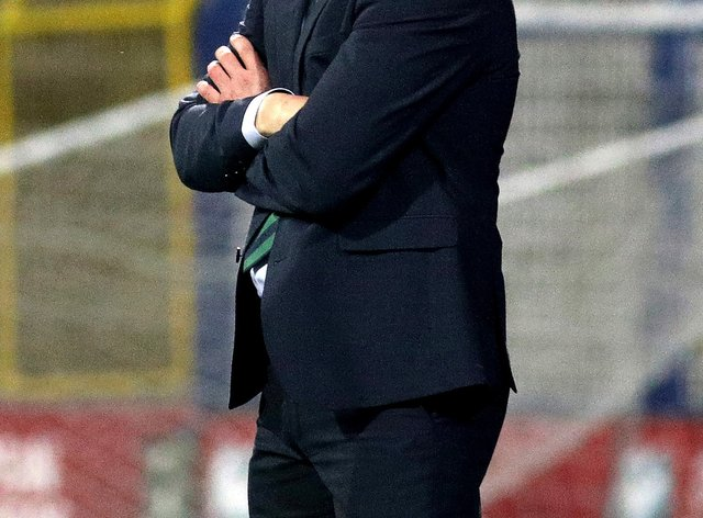Northern Ireland boss Ian Baraclough has roused his troops for Thursday's play-off with Slovakia.