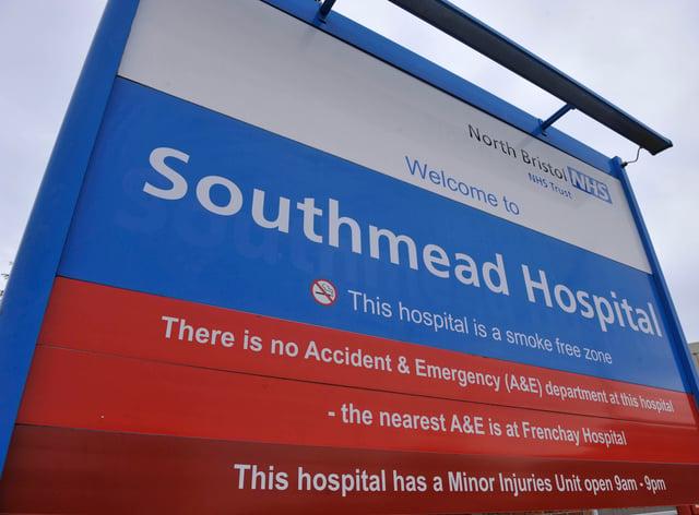 A general view of Southmead Hospital, Bristol (Ben Birchall/PA)