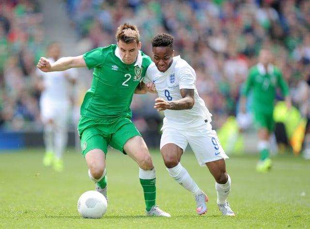 England host the Republic of Ireland on Thursday