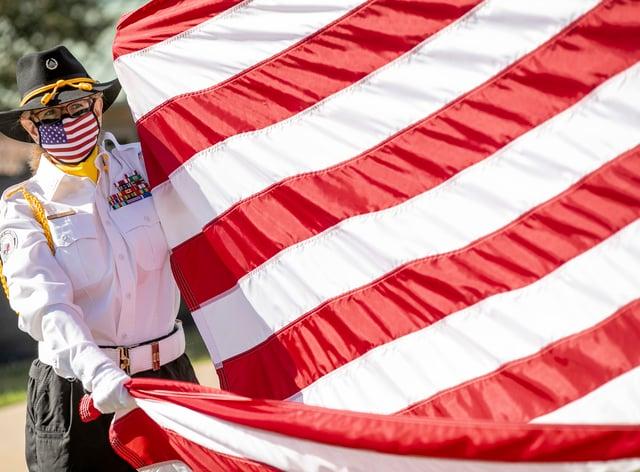 Veterans Day Texas