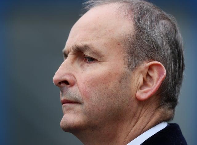 Taoiseach Micheal Martin said a lack of a deal would be 'damaging'