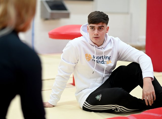 <p>Callum Lea is the founder of Sporting Minds UK</p>
