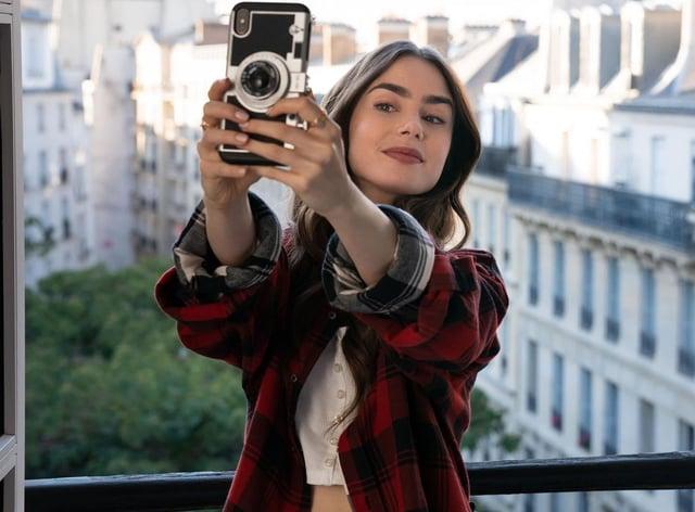 <p>Emily in Paris will be returning to screens next year</p>