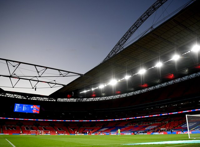 England's game with Iceland looked set to be played in another country, but the FA want it at Wembley