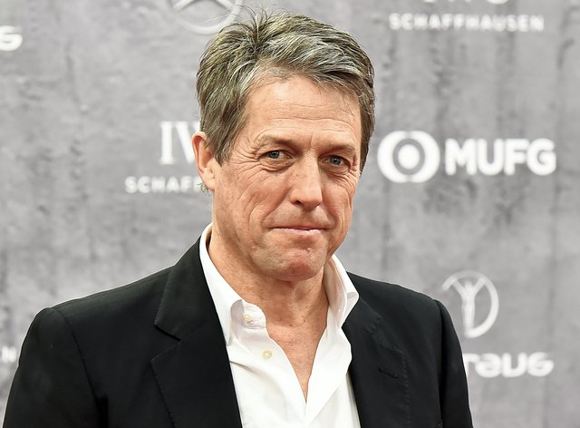 <p>Hugh Grant says he was unable to smell flowers or perfume during coronavirus &nbsp;</p>