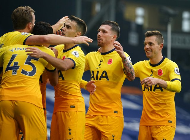Harry Kane believes Tottenham are in a position to win things this season