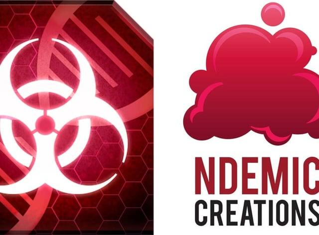 Plague Inc and Ndemic Creations logos