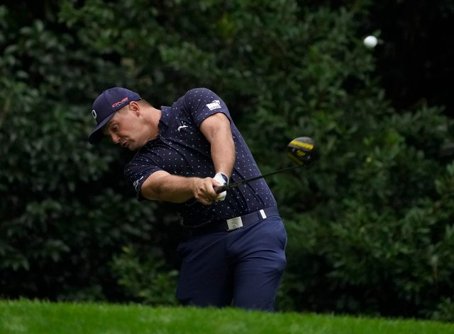 Bryson DeChambeau is favourite for the 84th Masters