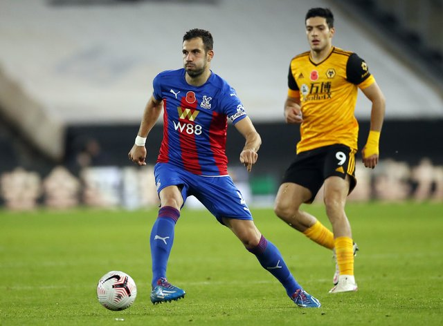 Crystal Palace midfielder Luka Milivojevic will miss Serbia's play-off clash with Scotland after testing positive for coronavirus.