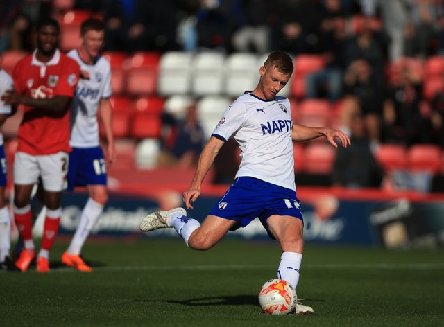 Soccer – Sky Bet League One – Bristol City v Chesterfield – Ashton Gate
