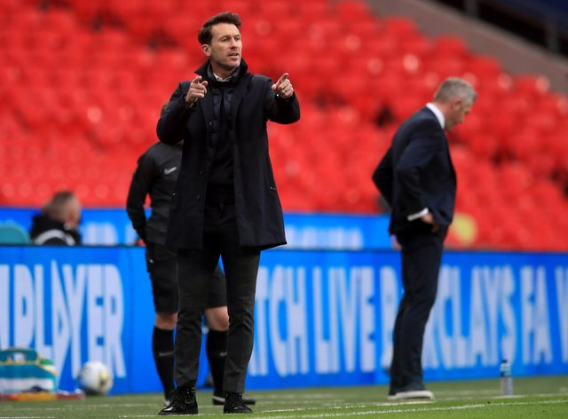 <p>Taylor hopes the new FA chief will take the game to the next level</p>