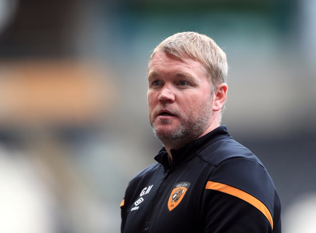 Grant McCann, pictured, has handed a new deal to Hull youngster Jacob Greaves