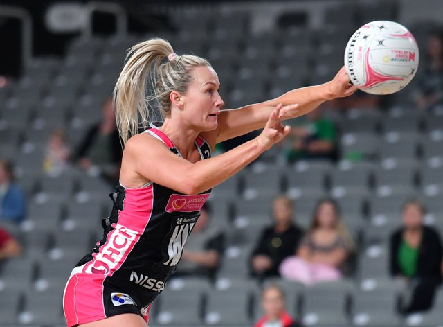 <p>Chelsea Pitman is moving to Garville Netball Club</p>