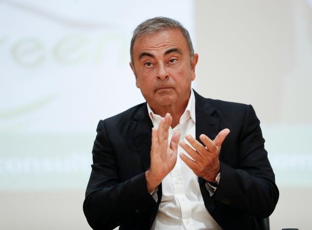 Japan Nissan Carlos Ghosn Trial