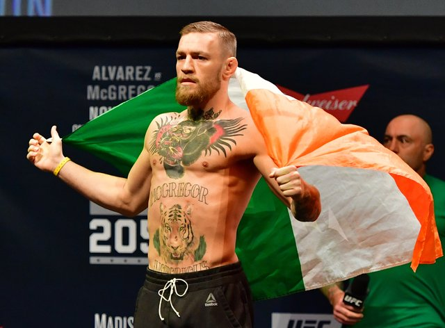 McGregor believes he could have become a three-weight world champion after his lightweight victory in 2016