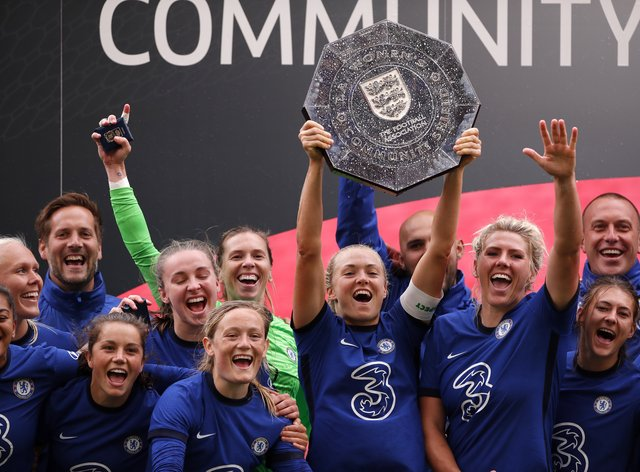 Eriksson has lifted three trophies with Chelsea in 2020