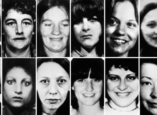 Victims of Yorkshire Ripper