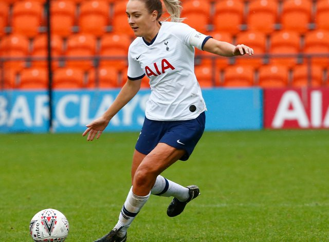 Spur are still searching for their first WSL win of the season