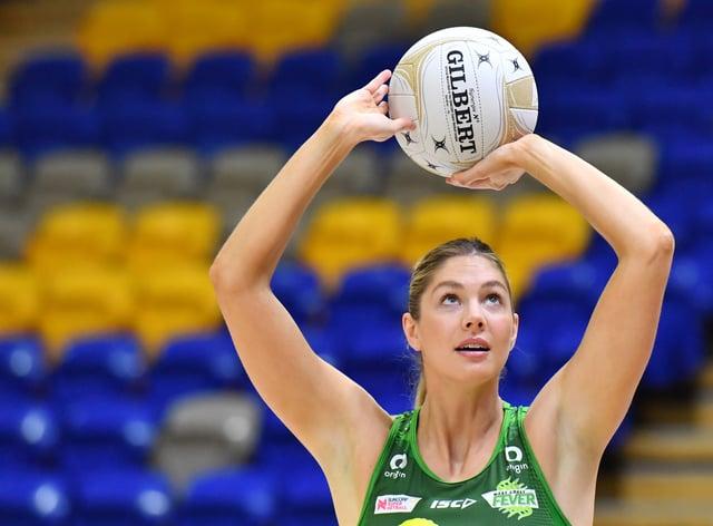 <p>Kaylia Stanton makes the move to Melbourne Vixens&nbsp;</p>