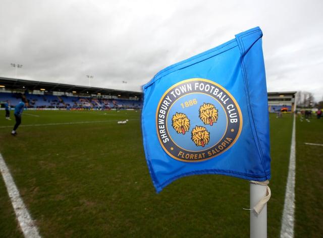 Shrewsbury will check on Josh Daniels