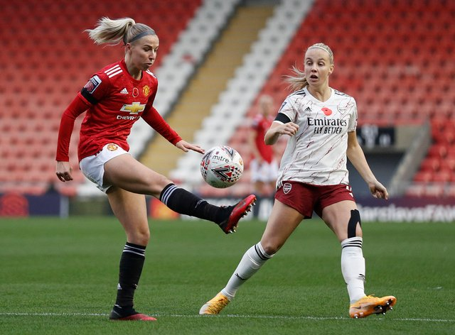 Groenen's United are top of the WSL currently