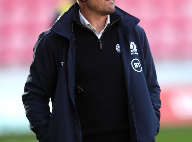 Gregor Townsend's Scotland face Italy on Saturday
