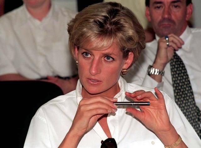 Diana, Princess of Wales death anniversary