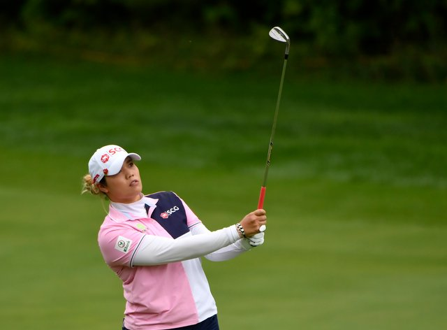 <p>Ariya Jutanugarn has pulled out of next week's LPGA event&nbsp;</p>