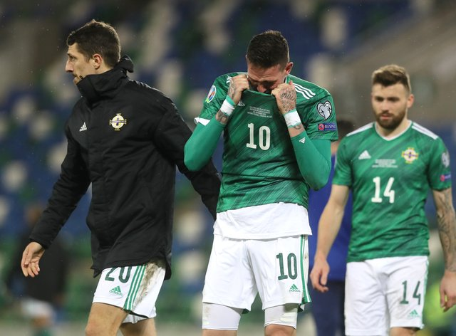 Northern Ireland need to pick themselves up quickly