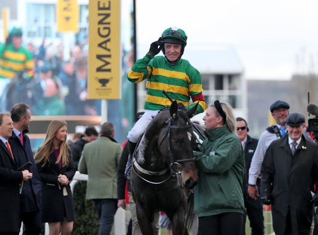 County Hurdle winner Saint Roi goes for Grade One glory at Punchestown