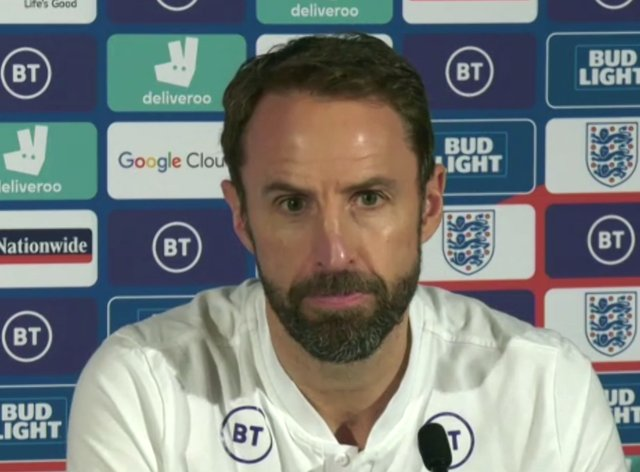 Gareth Southgate is ready for the challenge posed by Belgium