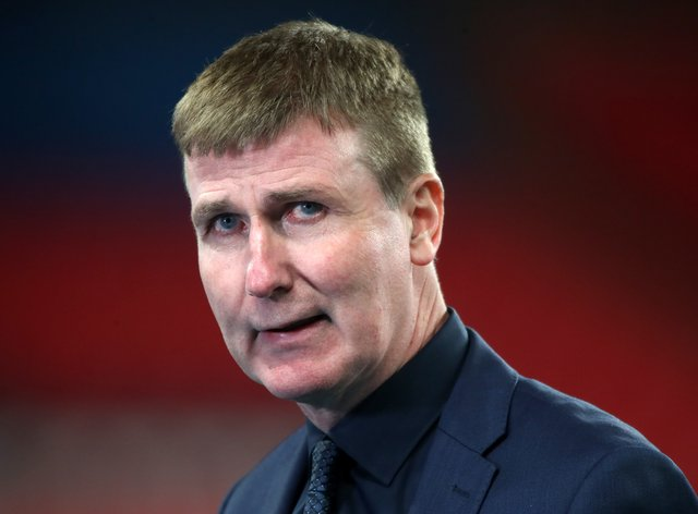 Republic of Ireland manager Stephen Kenny has backed his players ahead of the Nations League trip to Wales