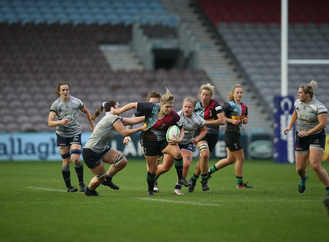 <p>Who came out on top in the latest round of the Premier 15s?</p>