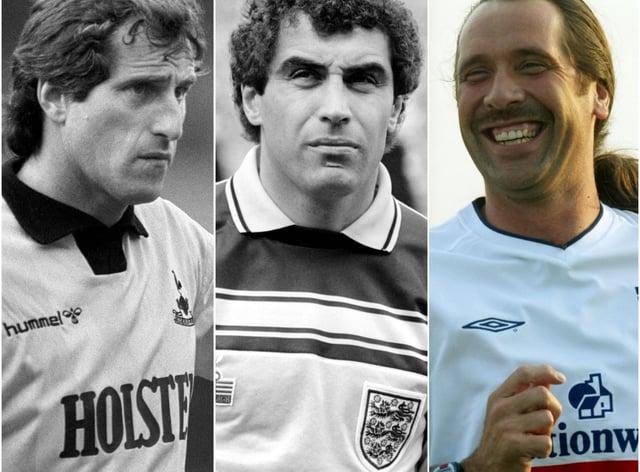 Ray Clemence, Peter Shilton and David Seaman enjoyed impressive international careers