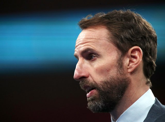 Gareth Southgate reportedly tested positive