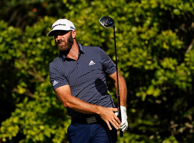 Dustin Johnson has won the Masters with a record score
