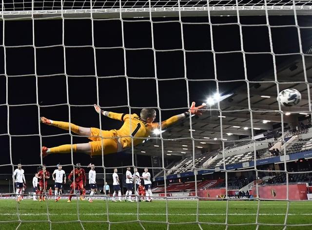 Belgium v England – UEFA Nations League – League A – Group 2 – King Power Stadion At Den Dreefts