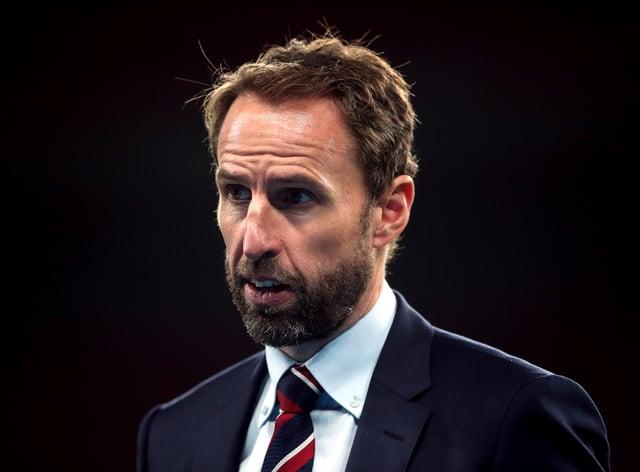 Gareth Southgate has confirmed his coronavirus diagnosis