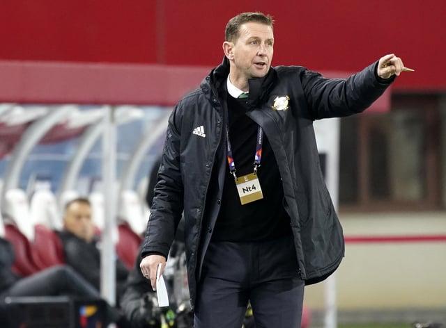 Austria v Northern Ireland – UEFA Nations League – League B – Group 1 – Ernst Happel Stadion