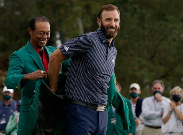 New Masters champion Dustin Johnson eager to cram in as ...