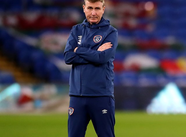 Republic of Ireland manager Stephen Kenny has endured a difficult start to his reign