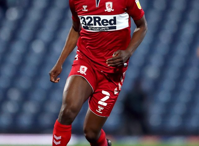 Anfernee Dijksteel has committed his future to Middlesbrough