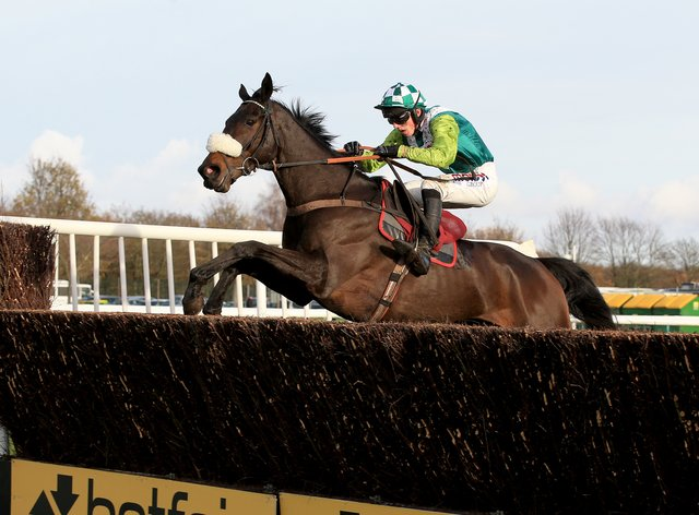 Clan Des Obeaux goes for gold in the Betfair Chase