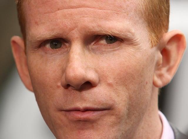 Richard McCann, the son of Wilma McCann – a victim of Peter Sutcliffe