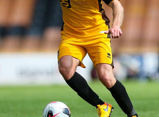 Port Vale's Luke Joyce begins a three-match ban