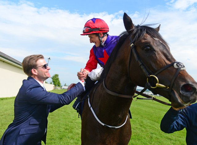 Romanised after winning the Irish 2,000 Guineas in 2018